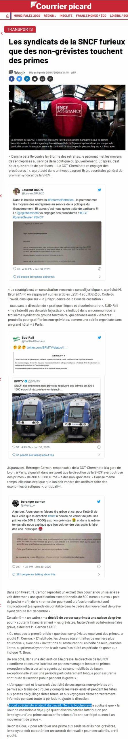 SNCF-non-grévistes-primes