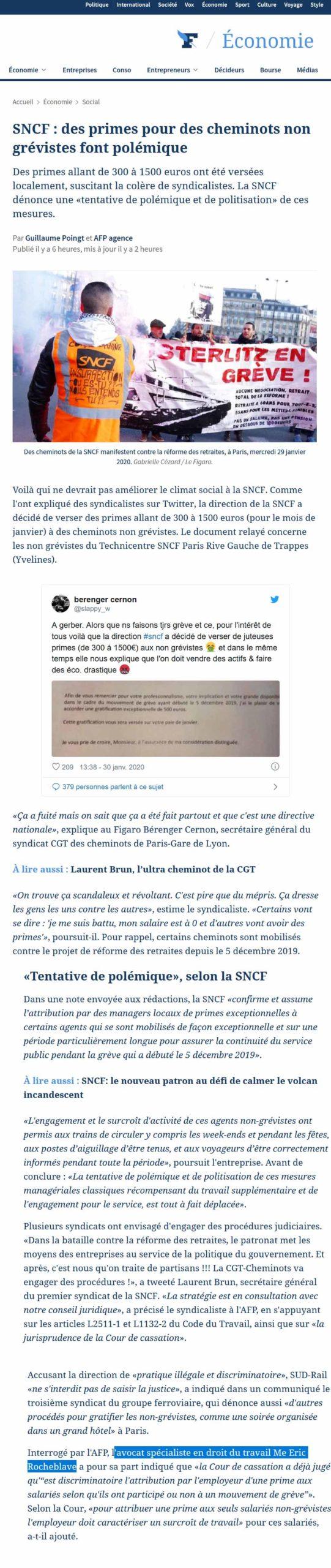 SNCF-primes-non-grévistes