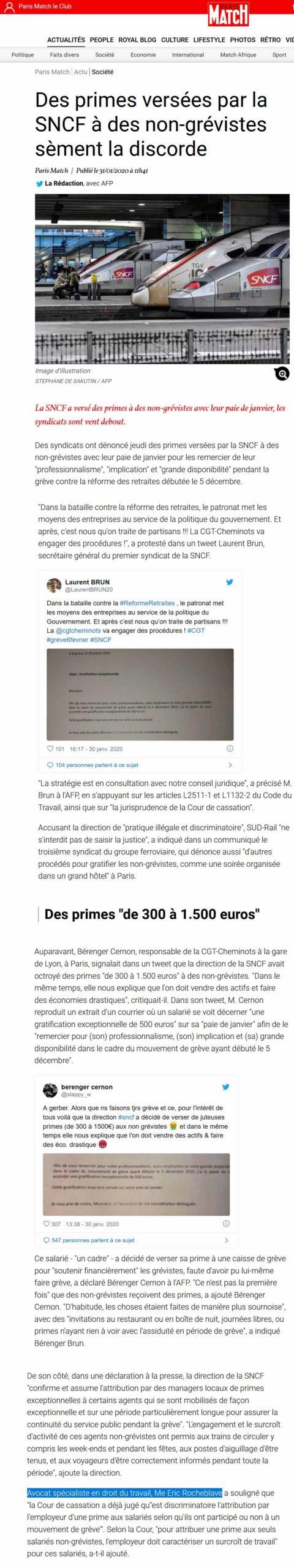 primes-SNCF-non-grévistes