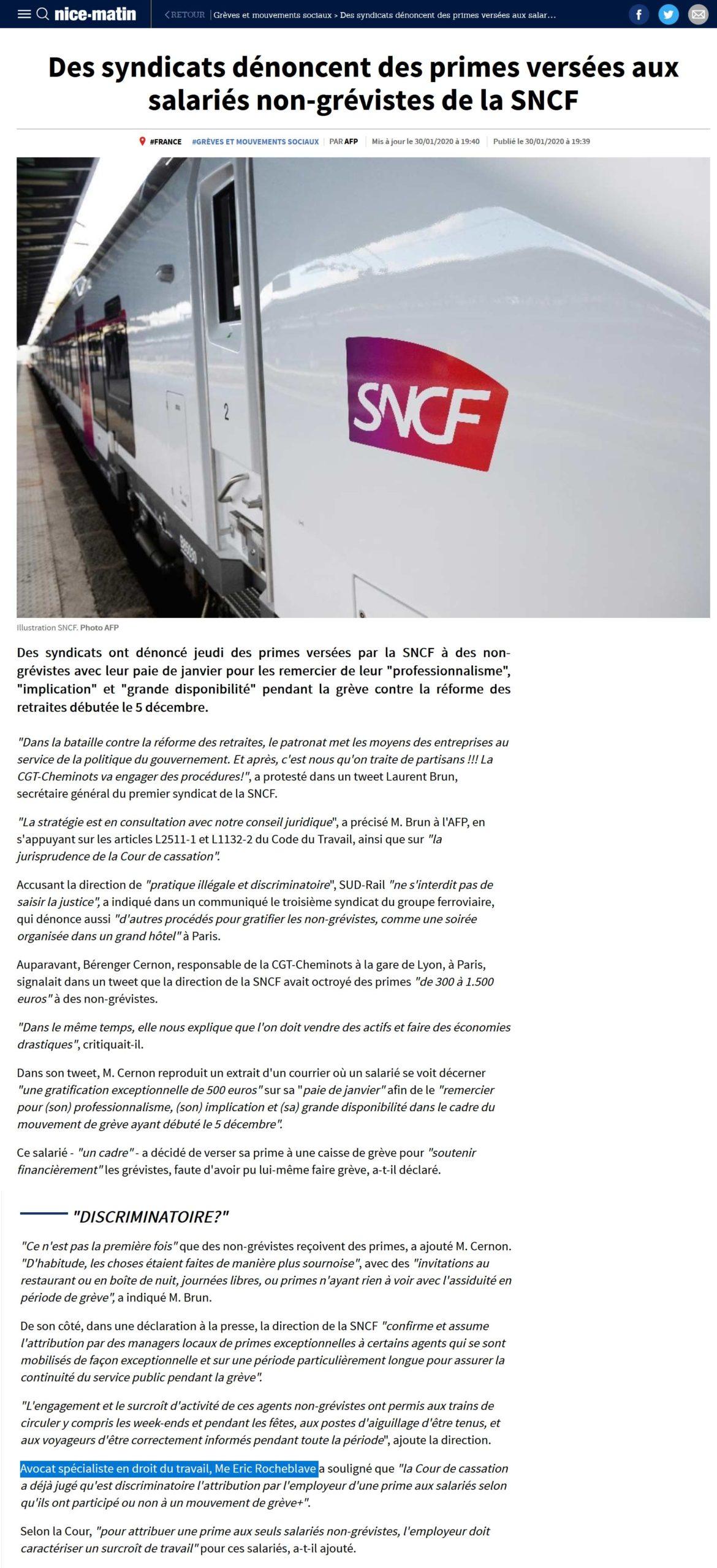 primes-salariés-non-grévistes-SNCF