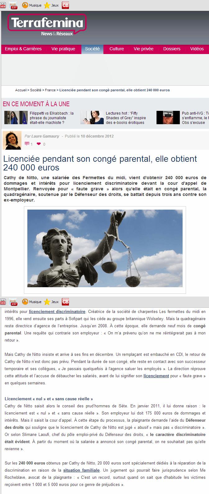 Licenciée-pendant-son-congé-parental-elle-obtient-240-000-euros-Terrafemina