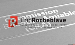 AVOCAT Commission de Recours Amiable (CRA)