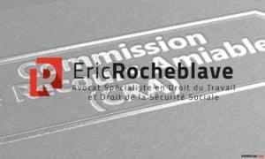 AVOCAT Commission de Recours Amiable (CRA)