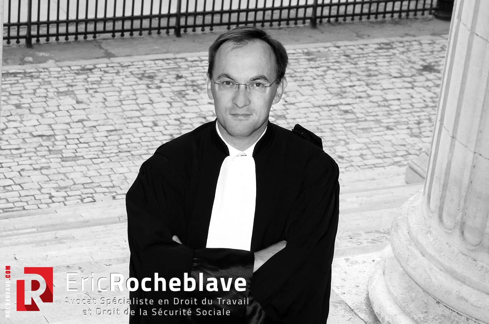 Avocat Montpellier Eric ROCHEBLAVE